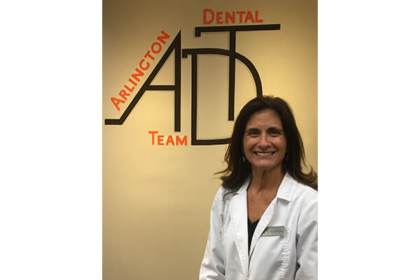 donna cordia rdh arlington dental team