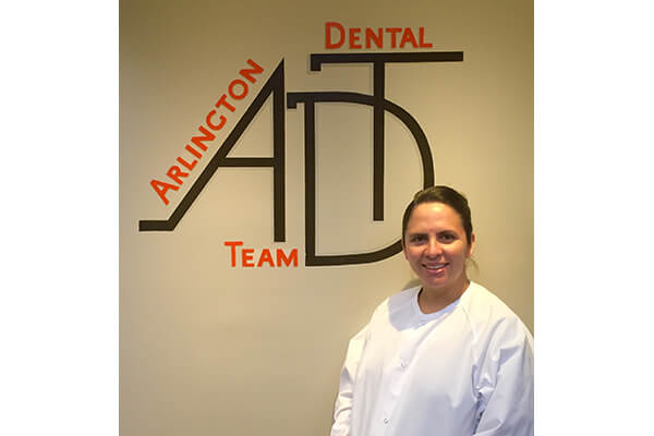 elsy molina rdh arlington dental team