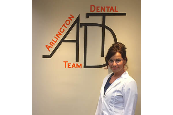 leni ohnesorge rdh arlington dental team