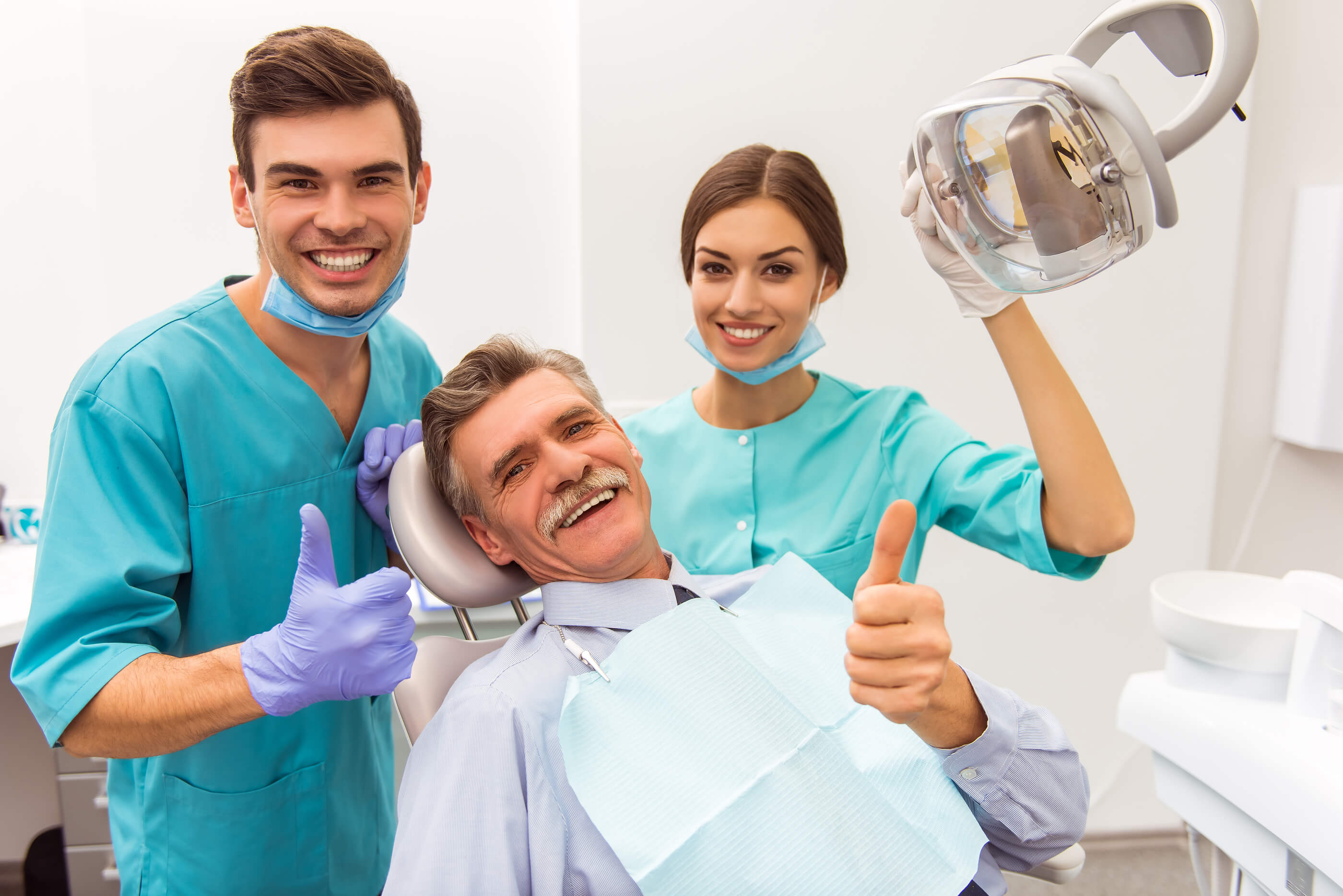Geriatric Dentist Arlington Dental Team